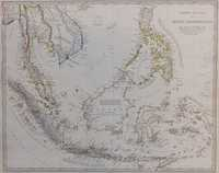 Eastern Islands Or Malay Archipelago
