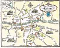 A Plan Of The City of Dublin, Irish Free State