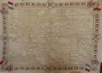 Map of Europe Cloth