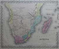 Africa - Southern Sheet