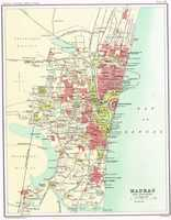 Madras And Environs