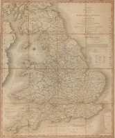Cary's Reduction Of His Large Map Of England And Wales ...