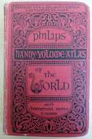 Philips' Handy Volume Atlas of the World