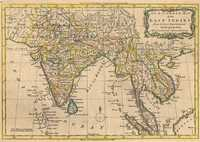 An Accurate Map Of The East Indies