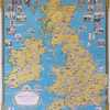 A Pictorial Map of the British Isles