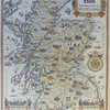 Esso Pictorial Plan Of Scotland