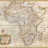 A New And Correct Map Of Africa ... 1748
