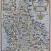 Esso Pictorial Plan Of The North Moor, Mountain And Lake District