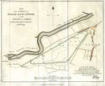 Plan And Survey Of Egham Race Course; ...
