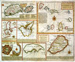 Particular Drafts Of Some Of The Chief African Islands ...