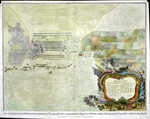 Plan Of Ye Battle Of Wynendale ...