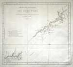 Chart Of Part Of The Coast Of New South Wales, From Cape Tribulation To Endeavour Straits ...