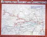 Metropolitan Railway And Connections ...