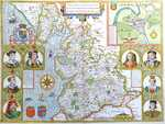 The Countie Pallatine Of Lancaster Described And Divided ...