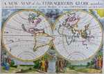 A New Map Of The Terraqueous Globe According To The Latest Discoveries