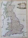 A New and Correct  Map Of Great Britain ...