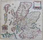 A Mapp Of the Kingdome Of Scotland