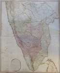 A Map Of The Peninsula Of India ... MDCCXCII ...