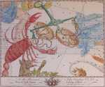 Untitled [dedicated to Reverend John Conybear] Celestial chart of Scorpio and Libra