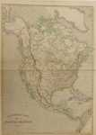 Illustrated Times Map Of North America.
