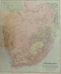 Southern Africa Including Cape Colony, Natal, South African Republic, Orange Free State, Bechuanaland, Matabeleland & Co.